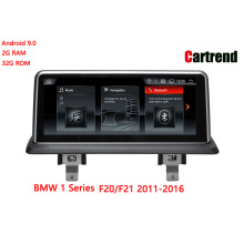 Display Headunit per BMW Serie 1 F20 / F21