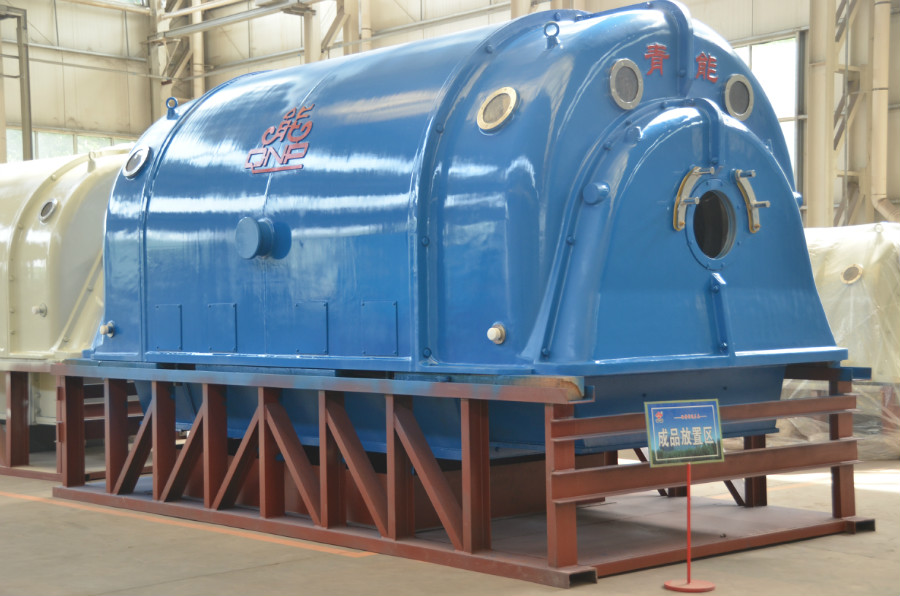Steam Turbine Generator (2)