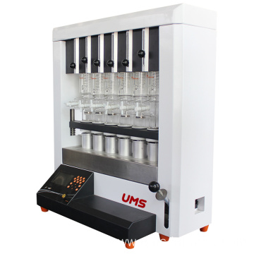 UOX406 Automatic Lab Soxhlet Fat Analyzer