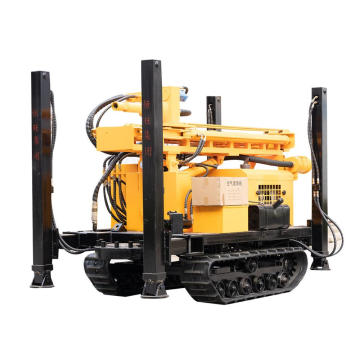 Pneumatic Crawler Drilling Rig