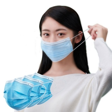 3 -ply surgical mask sterile surgical mask