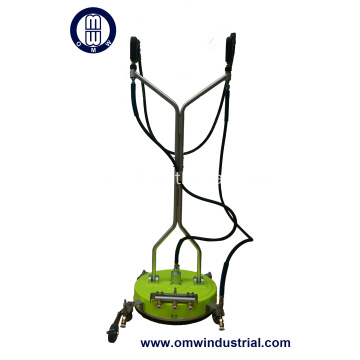 "20""Surface Cleaner with Dual Trigger 3 Extra Functions"
