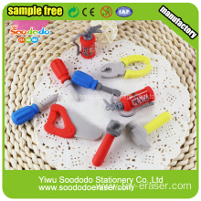 Instrument Shaped Eraser,Toy erasers