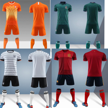 Soccer Jersey/Football Jersey Set