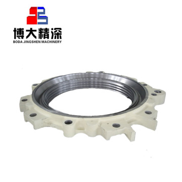 Svedala cone crusher spare parts adjustment ring