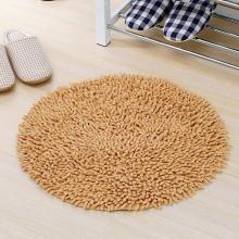 Chenille Round Rugs Decrotive Bedroom Rugs Runner Rugs