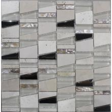 Shell Intersperse Glass Mosaic