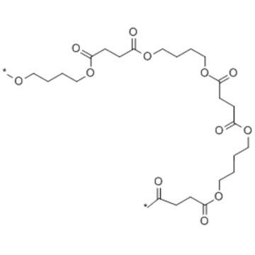 POLY(1,4-BUTANEDIOL SUCCINATE) [LIQUID PHASE FOR GC]  CAS 25777-14-4
