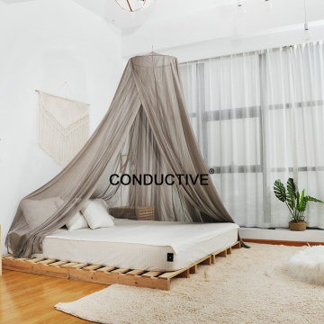RFID Shielding Bed Mosquito Net For Radiation Protection