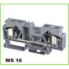 Din Rail Spring Terminal Blocks 16mm2
