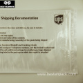 Customized UPS Zip Packing List Envelope
