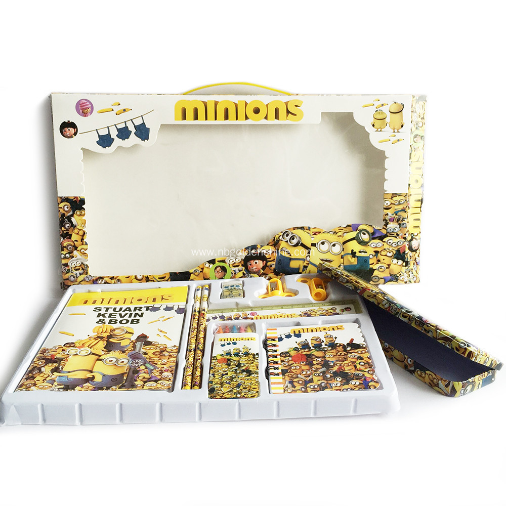 Minions Take Along Stationery