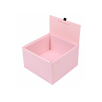 Cardboard Paper Small Flower Display Box