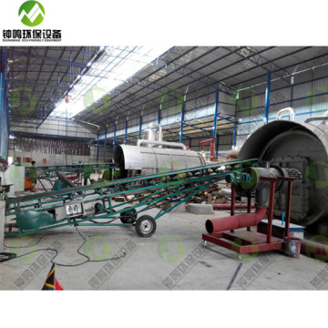 Waste Plastic 100% Recycling to Fuel Oil Machine Plant Price