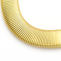 Latest Fashion Oversized Gold Hoop Earrings