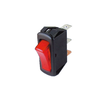 2-3 Pins 2 Position Boat Rocker Switch