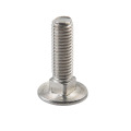 Carriage bolt DIN603 Carbon steel8.8 hot dip galvanized