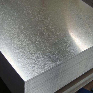 Cold-Rolled Galvalume SPCC Galvanized Steel Sheet Roll