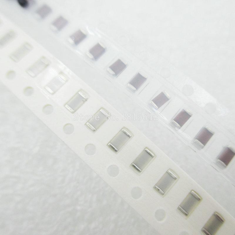 100PCS/LOT 22pf Error 10% 220 22PF 1206 SMD Thick Film Chip Multilayer Ceramic Capacitor