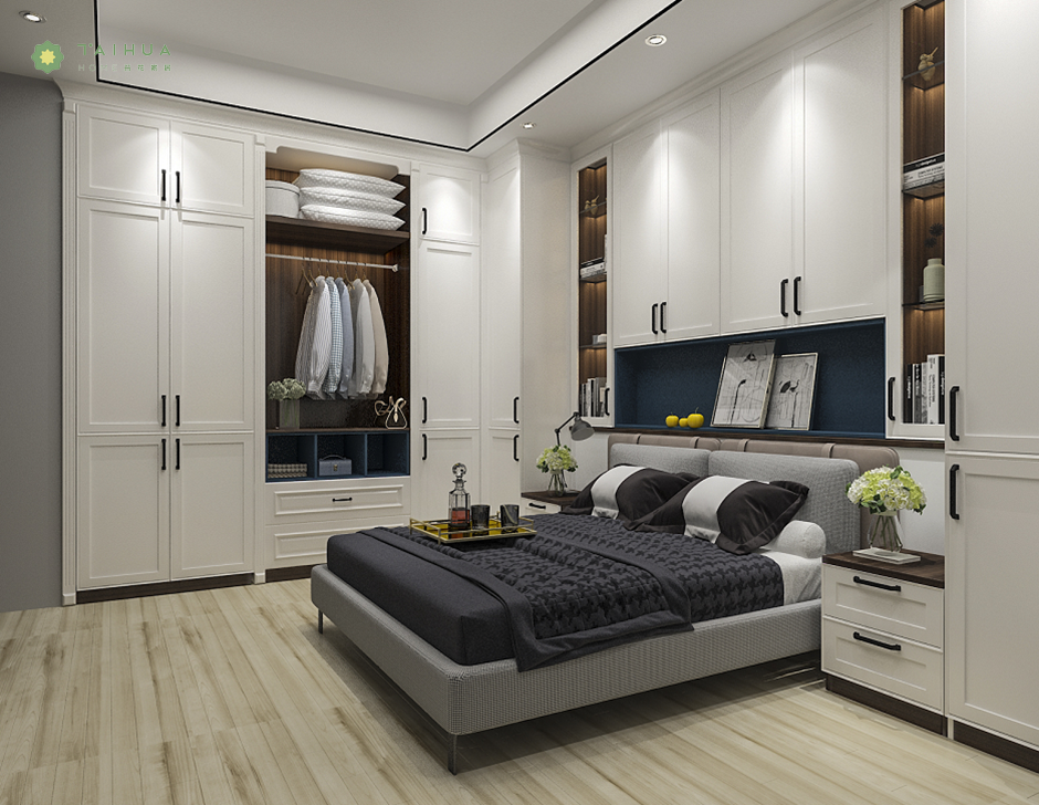 Customized King Bedroom