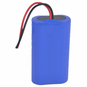 18650 2S1P 7.4V 3000mAh Li-Ion Battery Pack