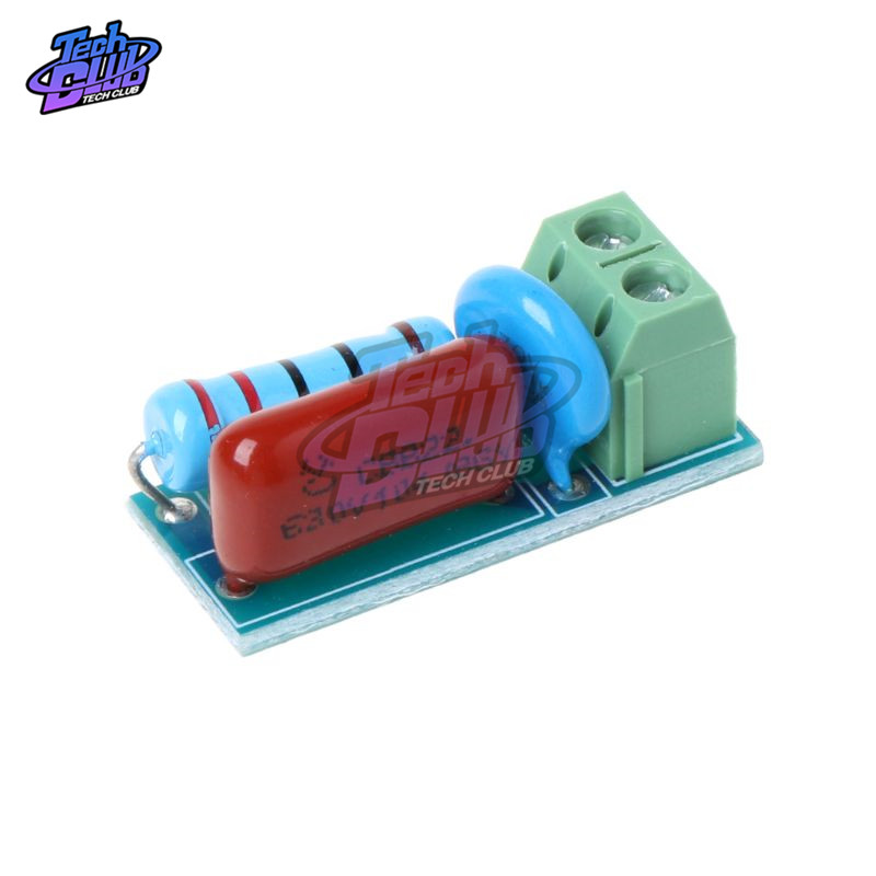 RC Absorption/Snubber Circuit Module Relay Contact Protection Resistance Thyristor RC Absorption Circuit Module