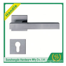 SZD SLH-126SS MH-0317 304 Stainless Steel Solid Lever Interior Door Handle