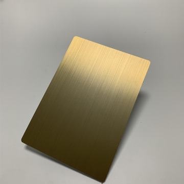 High Resistance Materials Acp Panel
