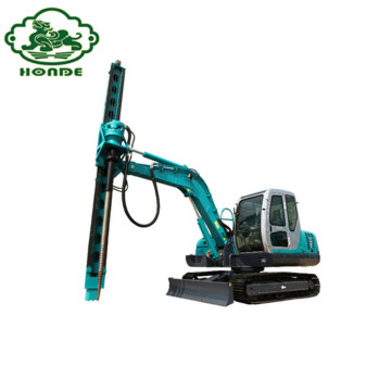 Hydraulic Piling Equipment Machine