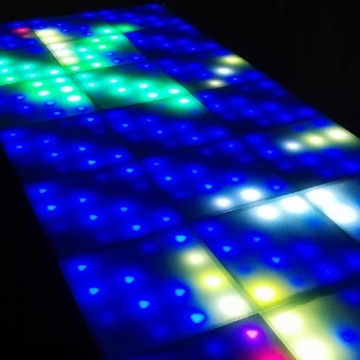 Wedding Party LED Dance Panel Light for Disco