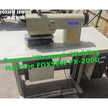 Ultrasonic Welding Sewing Machine