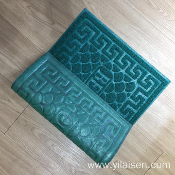 Embossed PVC noodle cushion mat