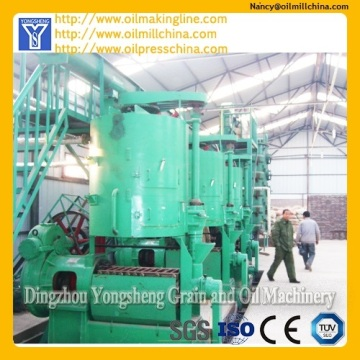 Oil Extruder for Vegetable Oil Production line