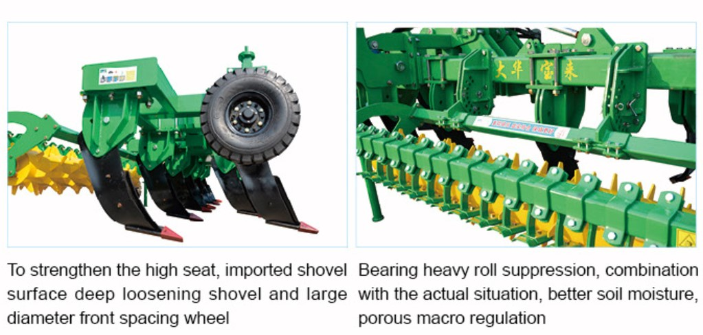 soil cultivating machine