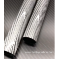 Factory direct carbon fiber colored tubing light weight