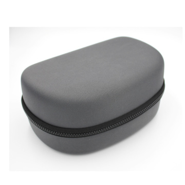 Newest simple semicircle shape carrying storage eva massager box