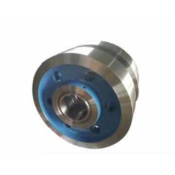 Steel Forging Gear Shaft Crane Wheel With Shaft
