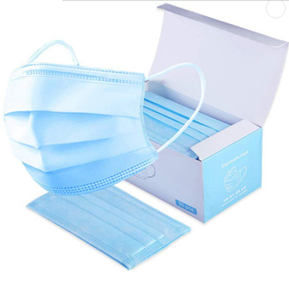 Disposable Medical 3 Layer Mask 8