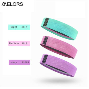 YOGA RESISTANCE BAND Polyester Cotton