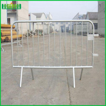Removable Galvanized Crowd Control Barrier Temporary Fence