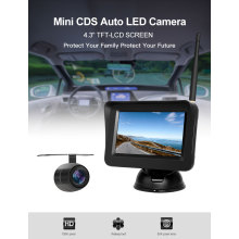 Car Wireless 4.3inch Rear View Camera with Guideline