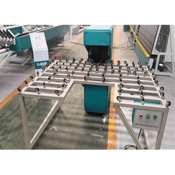 Multi function edging polishing machine for glass processing