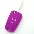 Akpa Silicone Car Key For Chevrolet Cruze