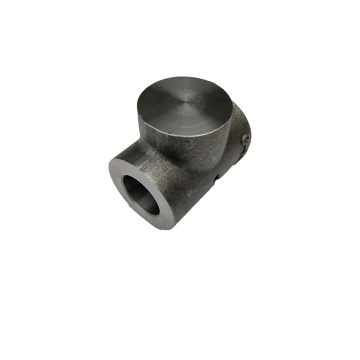 Hydraulic Cylinder Casting Oil Port Part
