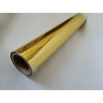 Golden and Silver Metalized Thermal Lamination Film