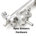 """1.5""""TC RIMS Tube Assembly, RIMS Tubes, Electric brewing Hardware, Homebrew Equipment"""