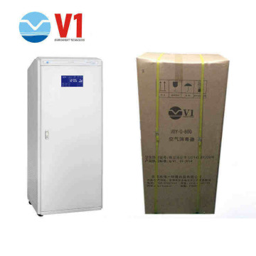 portable air purifier ozone free