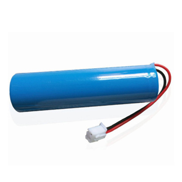 18650 2S1P 7.4V 3350mAh Li Ion Battery Pack