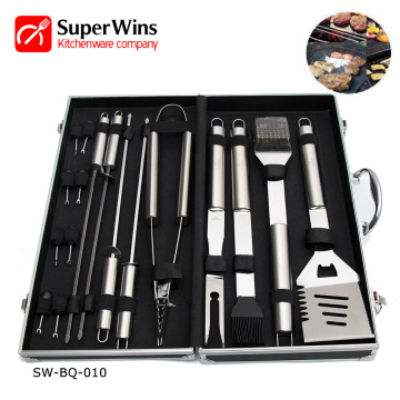 Heavy Duty Stainless Steel Grilling Accessories Tools