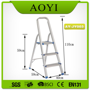 3 steps household ladder